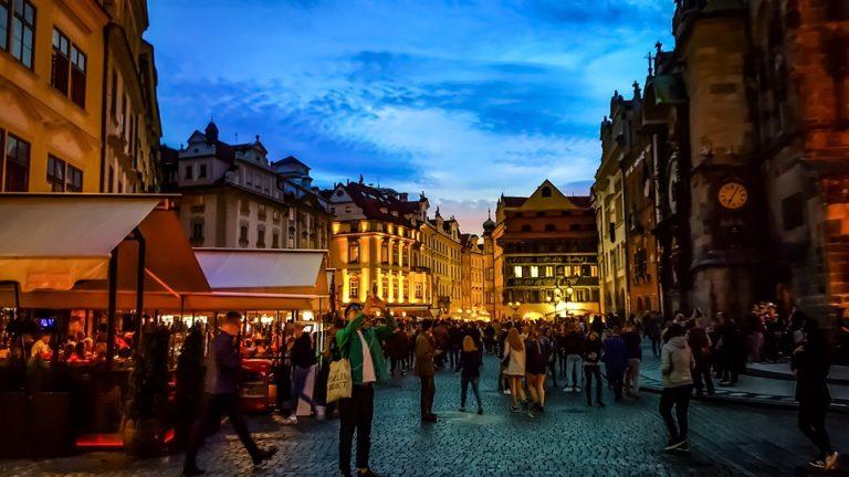 Co i gdzie zjeść w Pradze?